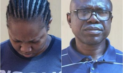 EFCC Arrests Banker, Wife On FBI's List Over $1.49m Money Laundering