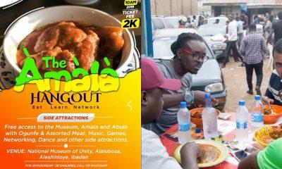 Third Edition Of Amala Hangout Set To Hold This November