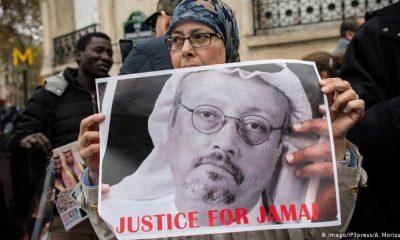 Saudi Arabia Sentences 5 To Death Over Khashoggi's Murder