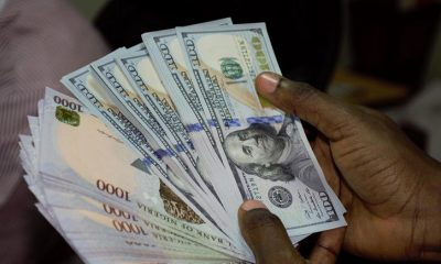 More Pressure On Naira As Foreign Reserve Dips To $39.2bn