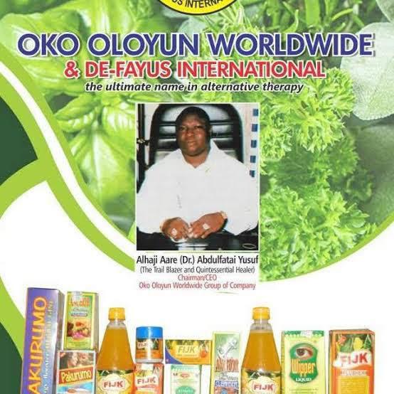 Oko Oloyun founder