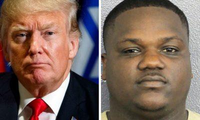 Donald Trump and Chancy Lump