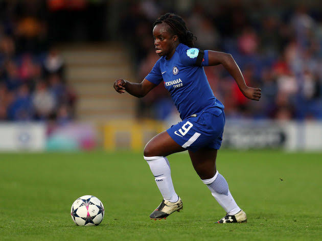 Eni-Aluko-on-the-field-playing
