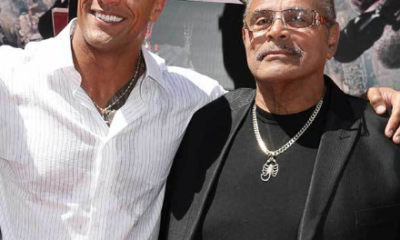 A loss for every fan of @WWE, Rocky Johnson was a barrier-breaking performer. Our thoughts are with his family at this time.