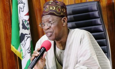 $500 Loan Will Enable NTA Compete With CNN, Give Nigerian Entertainment Industry Global Visibility- Lai Mohammed