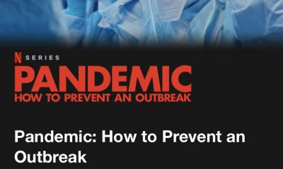 Netflix docuseries on pandemic