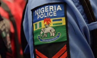 Nigerian Police Force badge