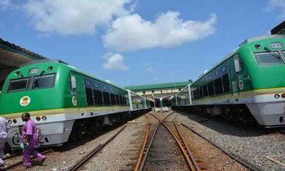 Railway in Lagos