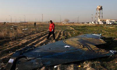 Ukraine International Airlines Flight 752 debris