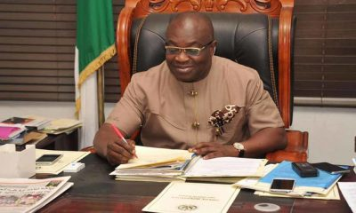 Supreme Court Upholds Governor Ikpeazu's Victory