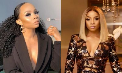 Twitter Users Attack Toke Makinwa's Reaction To Viral Video Of Woman Who Assaulted Her Husband's Lover In Lagos