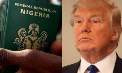President Trump adds Nigeria to travel ban list