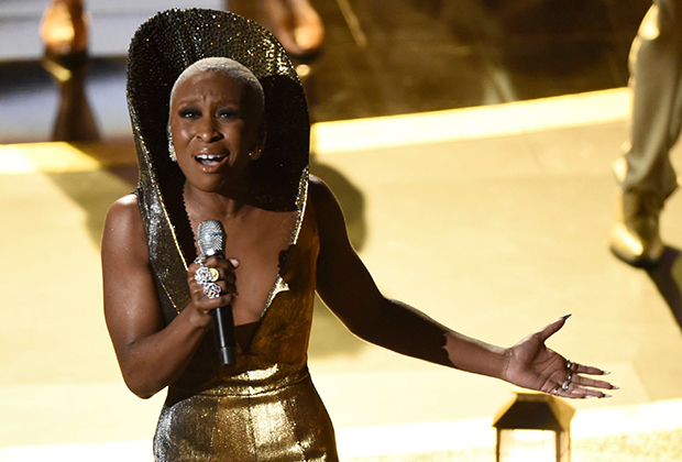 Cynthia Erivo's performance of Stand Up at the 2020 Oscars