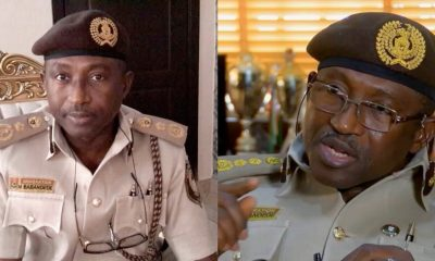 Covid-19: Comptroller-General of Immigration Muhammed Babandede Tests Positive