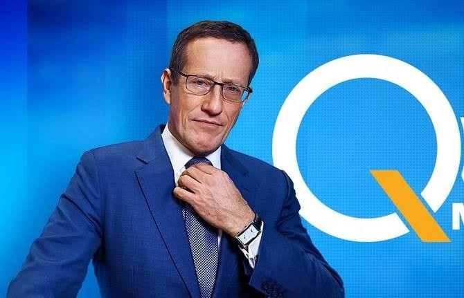Richard Quest tests positive to Coronavirus
