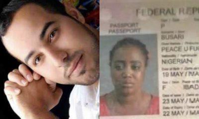 Lebanese selling Nigerian woman arrested