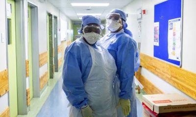 Coronavirus Health workers