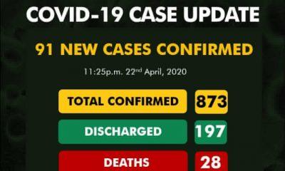 NCDC new cases