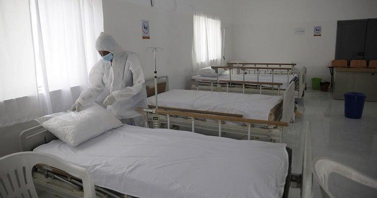 Discharged Coronavirus patients
