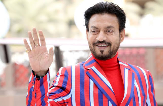 Irrfan Khan, popular Indian actor