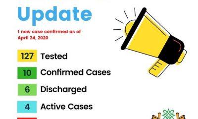 Kaduna state COVID-19 update