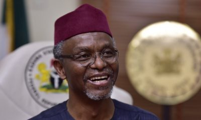 El-Rufai recovers from Coronavirus