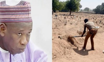 Apprehension As Death Toll In Kano Rises To 640 In One Week, Even As Gov Ganduje Confirms 73 New Corona Virus Cases