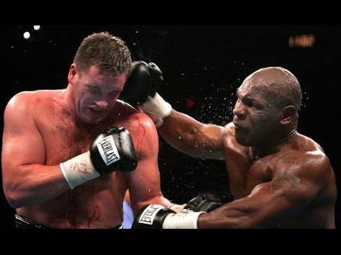 Mike Tyson's last fight against McBride