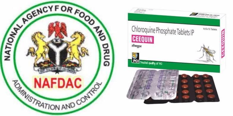 Chloroquine NAFDAC