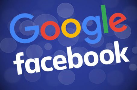 Google and Facebook work from home
