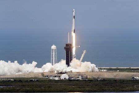 Spaceship SpaceX
