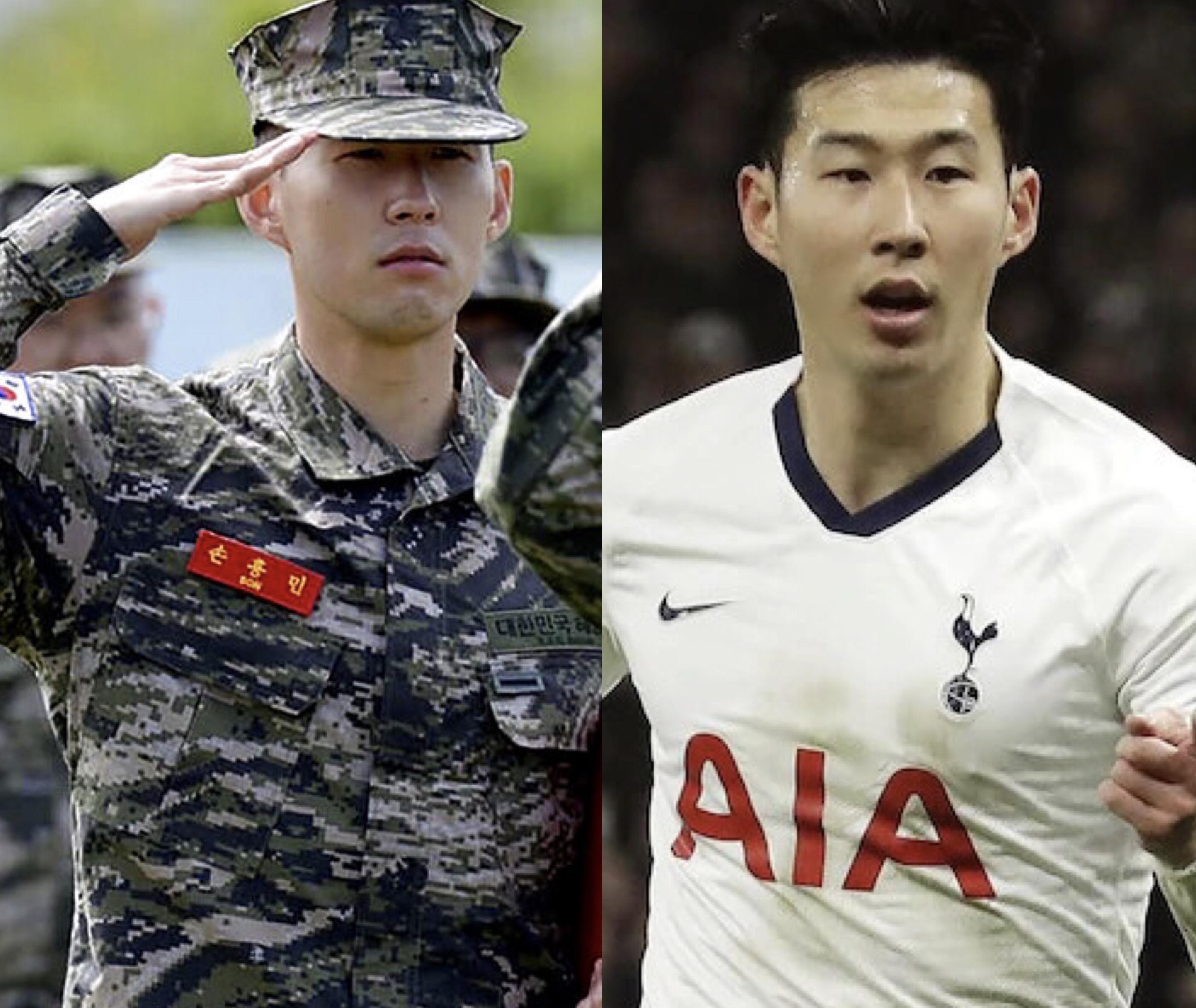 Son, Tottenham Hotspur player