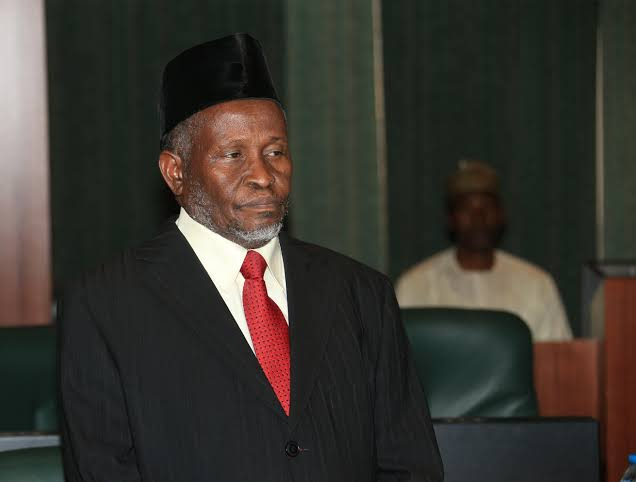 Chief Justice Tanko