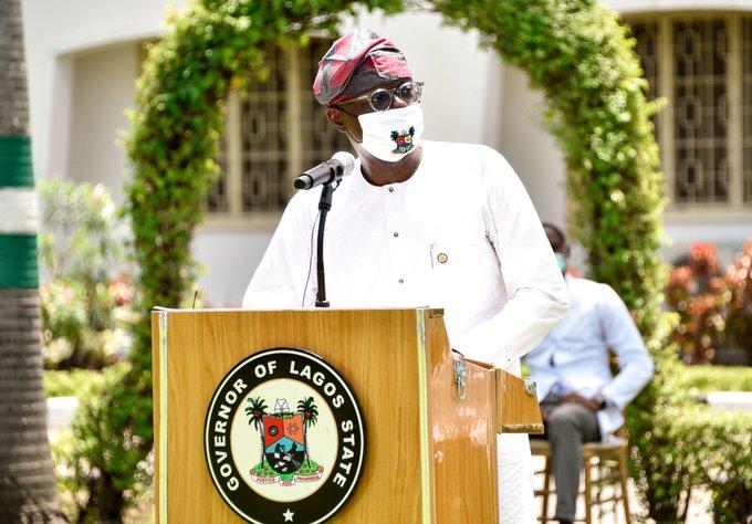 Governor Sanwo-Olu