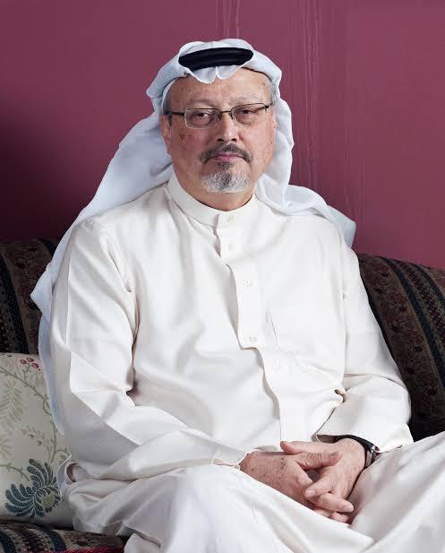 Late Jamal Khashoggi