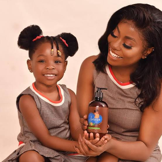 Imade Aurora Adeleke and Sophia Ajibola Momodu