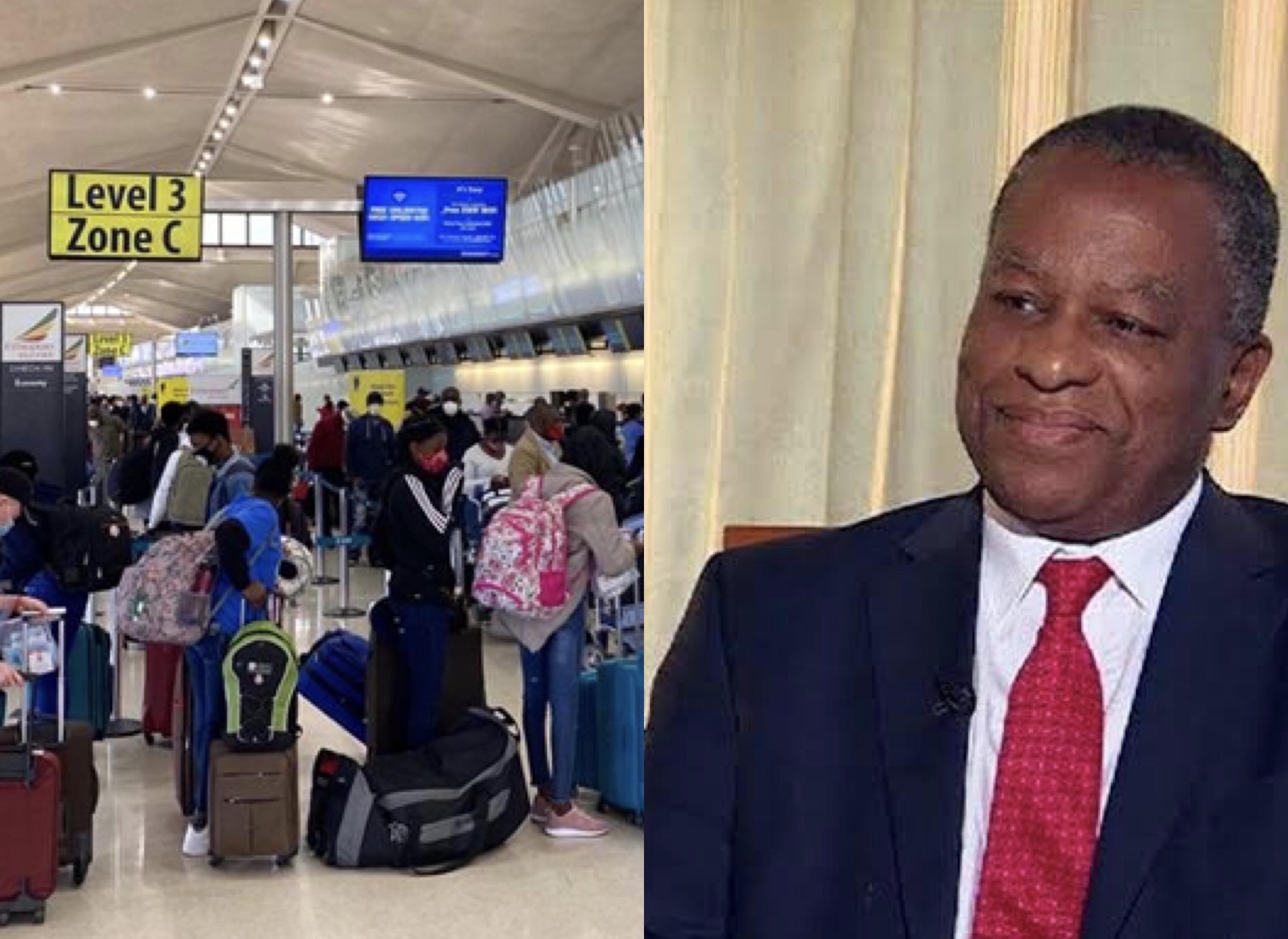 Evacuation of Nigerians