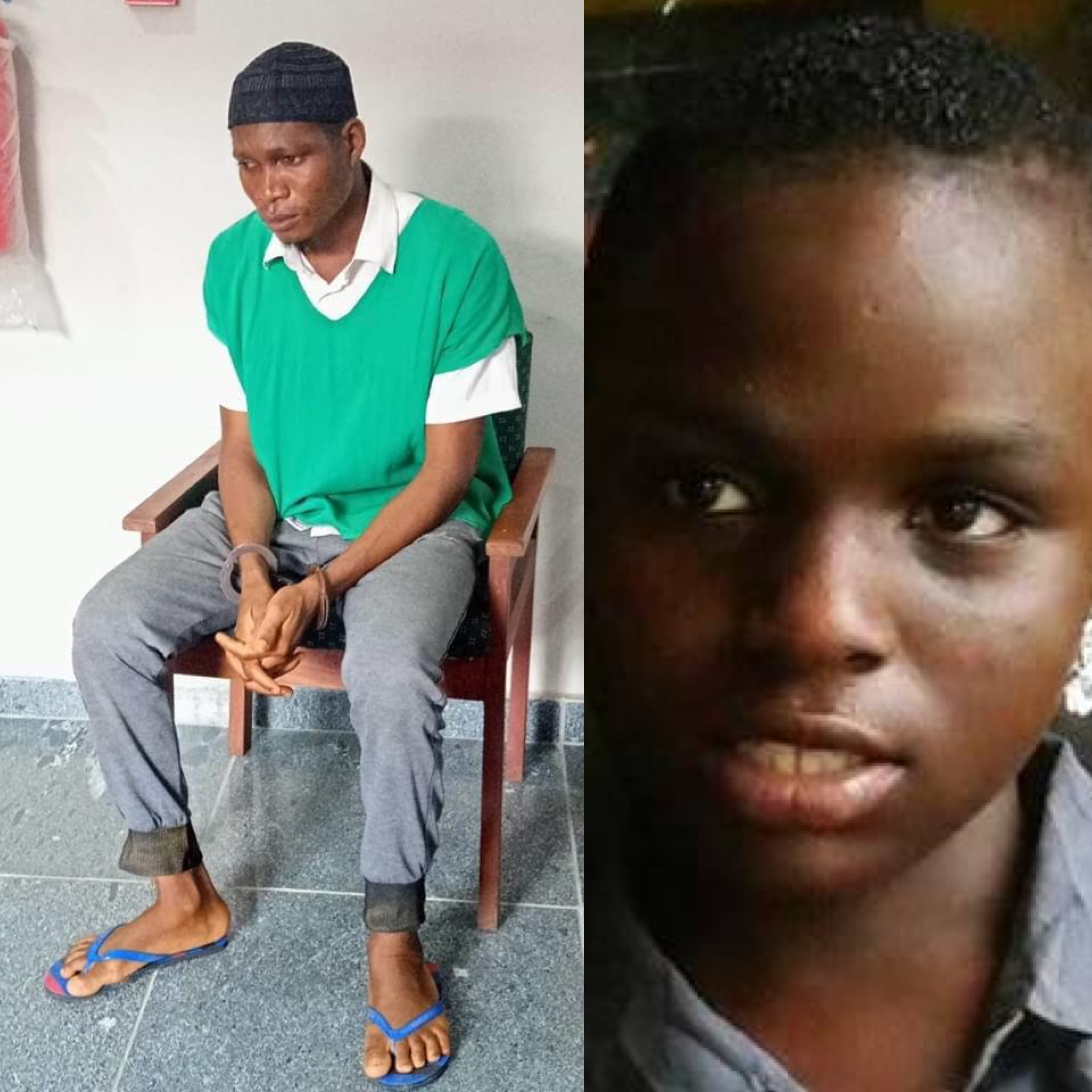 Yinusa Dahiru sentenced you 26 years in imprison for rape and abduction of minor
