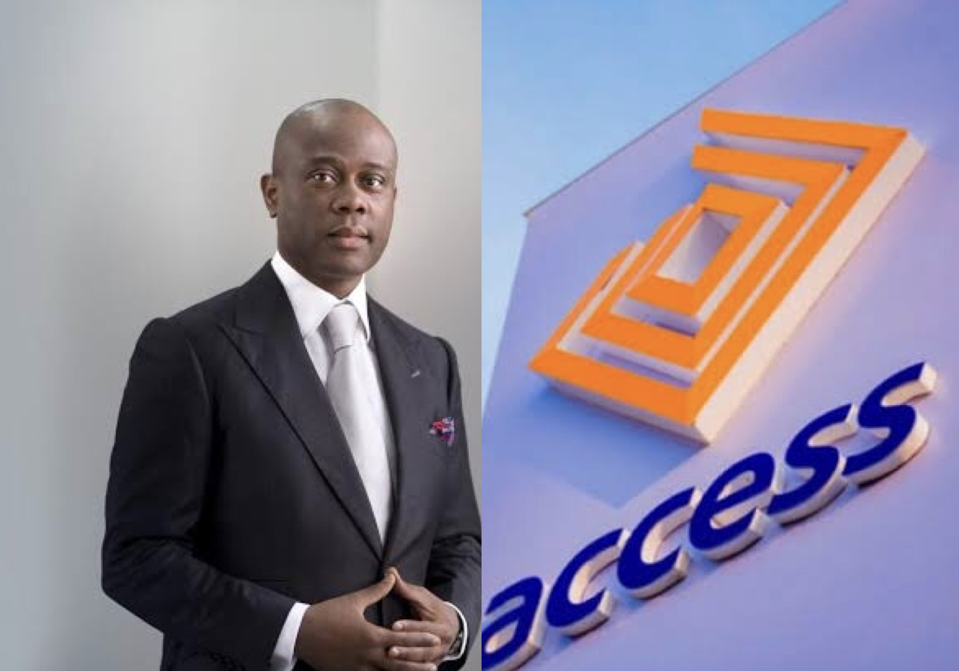 Herbert Wigwe, Access Bank MD