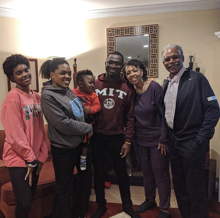 Cassis family and Isaac Sesi