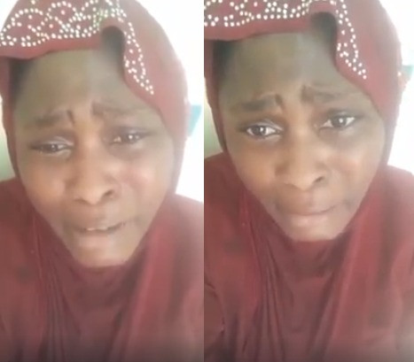 Nigerian lady trafficked to Oman cries out