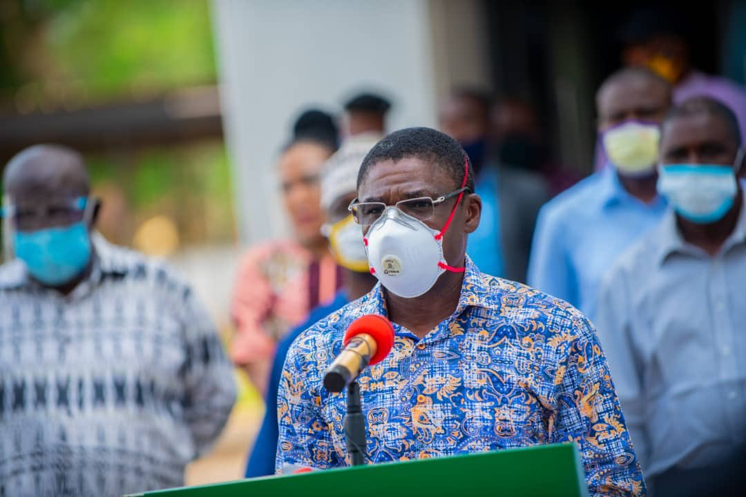 Edo State Deputy Governor, Philip Shaibu