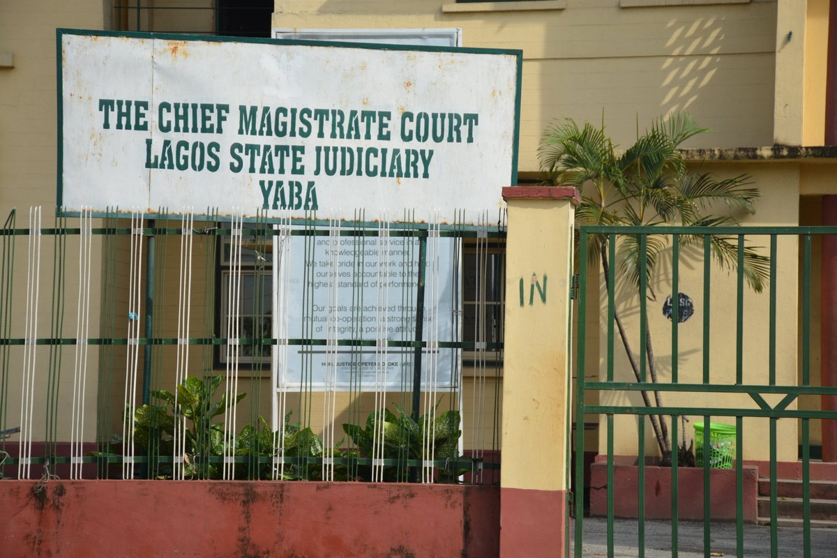 Magistrate court Yaba