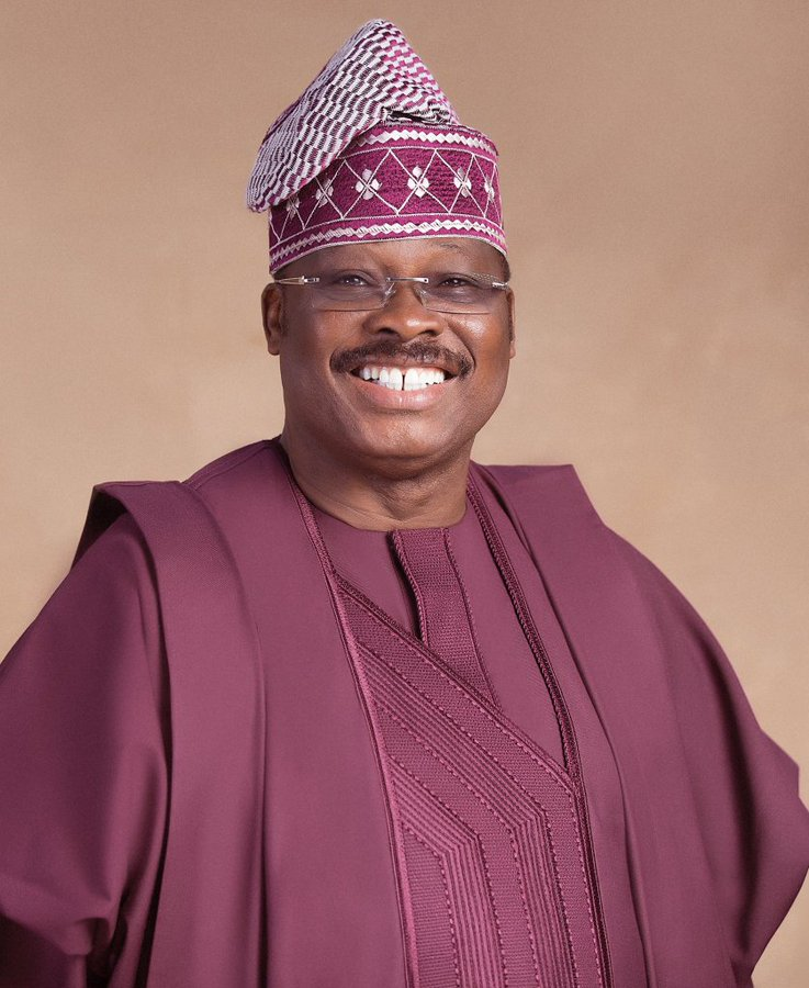 Senator Abiola Ajimobi is not dead