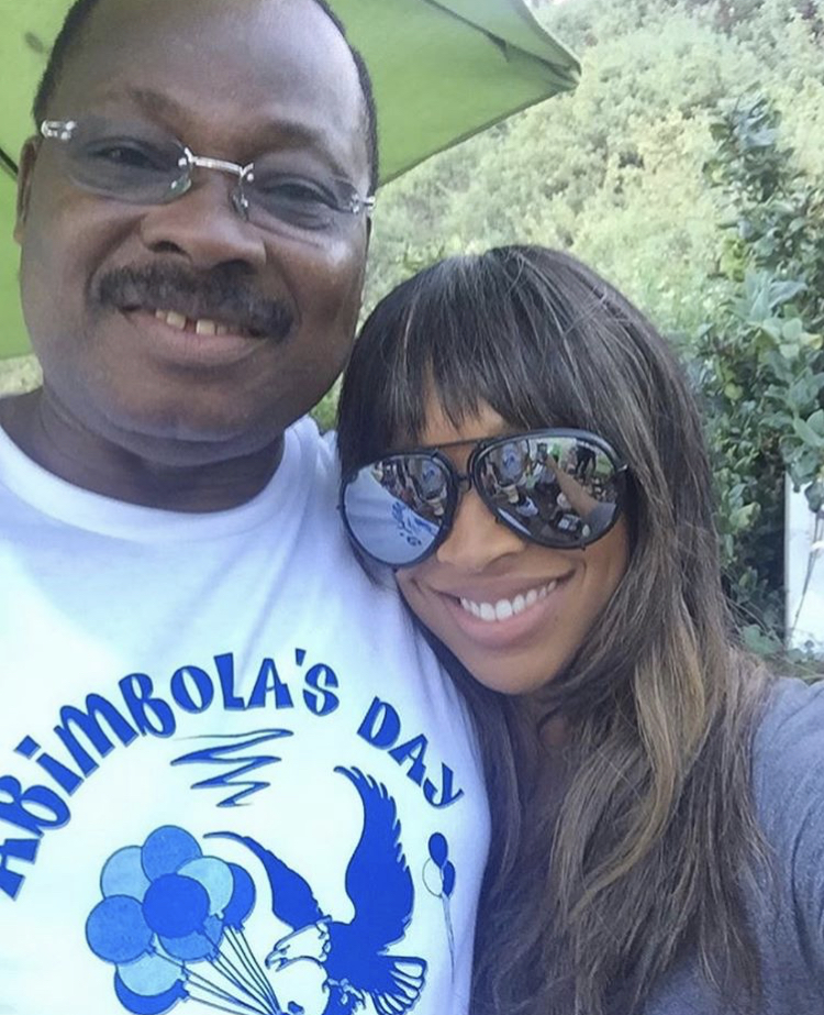 Malika Haqq pays tribute to Late Ajimobi