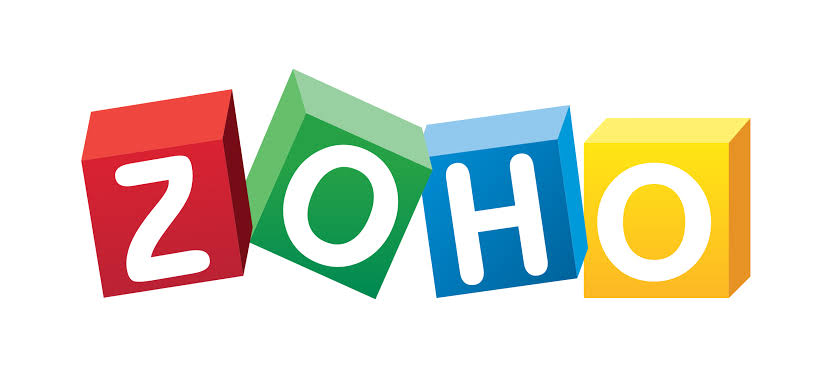 Zoho cloud computing service