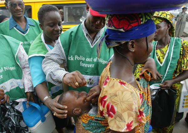 WHO declared Nigeria free of wild polio