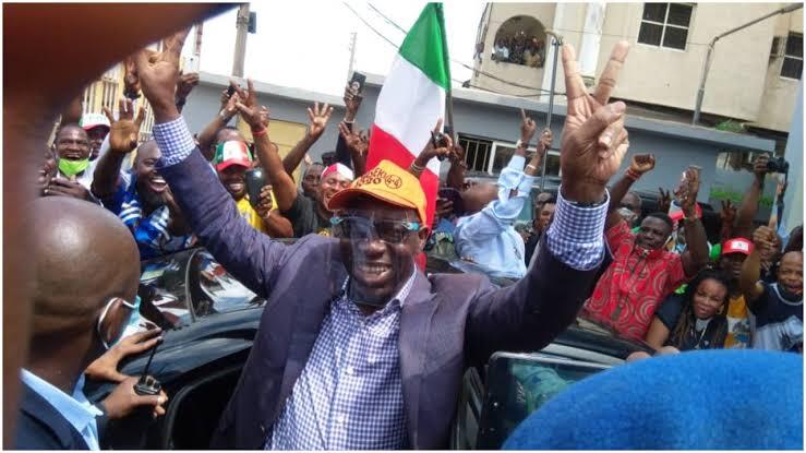 Governor Obaseki joins PDP