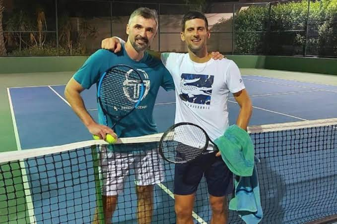 Djokovic's coach Ivanisevic tests positive for coronavirus
