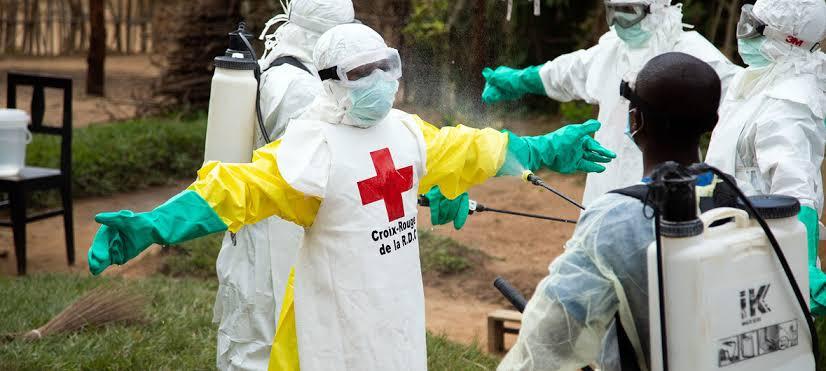 Ebola virus over in Congo